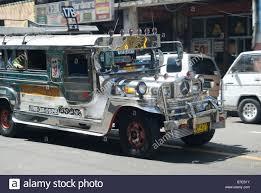 jeepney interior philippines philippines jeepney cebu visayas stock photo royalty free image