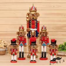 wooden soldier tree decorations quot wooden