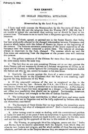 War Cabinet Ww2 Indian Independence World War Ii Source 1