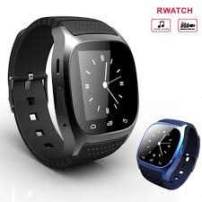 r for android rwatch m26 bluetooth smart luxury wristwatch r