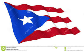 Flag Puerto Rico Animated Flag Of Puerto Rico Stock Footage Video 47866824