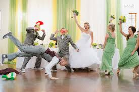 Flower Farm Loomis - photo of the week harlem shake wedding reception entrance