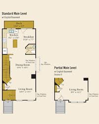 Luxury Townhomes Floor Plans Foxhall Ridge Dc Luxury Condo Living Washington Dc Real Estate
