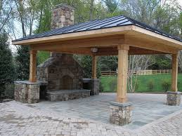 Outdoor Fireplace Designs - outdoor fireplace images1 home design ideas