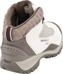 merrell s winter boots sale merrell arctic fox 6 waterproof womens winter boots silver birch