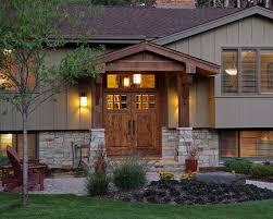 split level front porch designs the front porch we could do this exterior split level