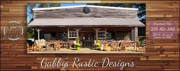rustic design unique rustic furniture gabby s rustic designs