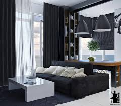 artistic apartments with monochromatic color schemes best home