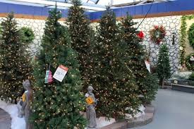 decorating amazon pre lit christmas trees 6ft artificial