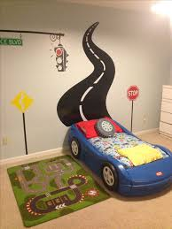Best  Race Car Bed Ideas On Pinterest Race Car Toddler Bed - Boys car bedroom ideas