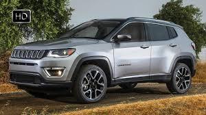 jeep compass 2017 interior 2017 jeep compass limited suv exterior interior design u0026 road