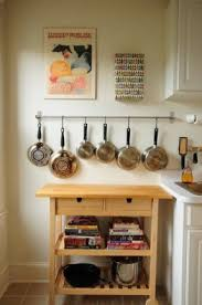 kitchen island with hanging pot rack kitchen island with pot rack foter
