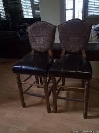 rowley creek 30 u0026quot pub chair set of 2 by ashley best price