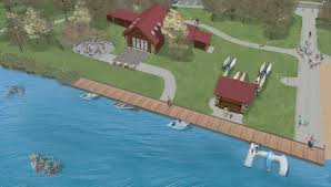 Green Plans by Eagle News Online U2013 State Parks Unveils Plans For Education Center