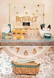 New Year S Eve Table Decorations by Top 32 Sparkling Diy Decoration Ideas For New Years Eve Party