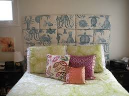 fabric upholstered bed headboard 9 steps with pictures