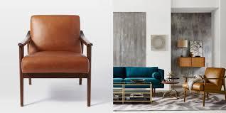 Modern Leather Armchair 10 Best Mid Century Modern Chairs 2016 Chic Mid Century Modern