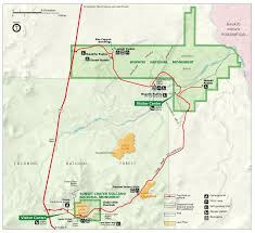 Lake Mead Map Sunset Crater Maps Npmaps Com Just Free Maps Period
