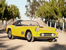 Ferrari California Gt 250 - ferrari 250 gt swb california spyder open headlights 1960 u201363