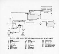 one wire alternator wiring diagram tractor pictures to pin on
