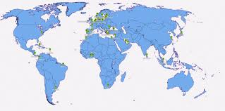 World Of Work Map by Work Blog