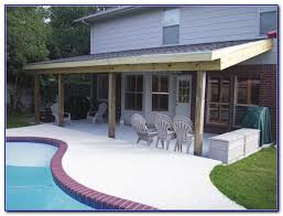 Wooden Awning Kits Wood Lattice Patio Cover Kits Patios Home Decorating Ideas
