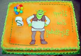 kathy u0027s keative kakes shrek cake