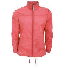 b c sirocco mens casual lightweight showerproof zip up rain hooded
