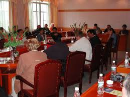 tibetan bureau office china tibet 2001 ica post conference excursion lhasa surveying