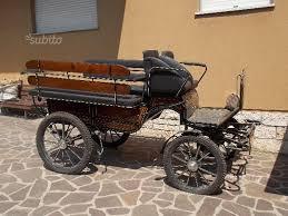 carrozze in vendita carrozza maratona usato in vendita agriaffare