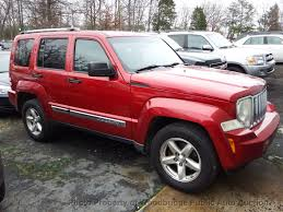 used jeep liberty 2008 2008 used jeep liberty 4wd 4dr limited at woodbridge public auto