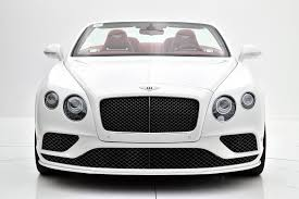 2017 bentley continental gt speed convertible fc kerbeck bentley