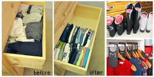 how to organise your closet genius ways to organize your closet and drawers