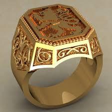 antique lion ring holder images Lion mens signet ring lion signet ring vintage style men ring jpg