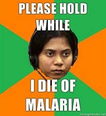 Telemarketer Meme - stereotypical indian telemarketer