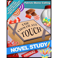 the chocolate touch book novel study guide pdf reading quizzes