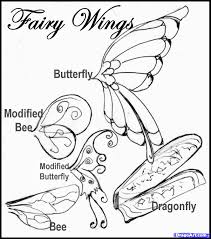 draw realistic fairies draw a realistic fairy step by step