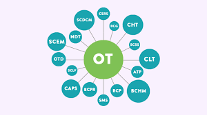 Nbcot Certification Letter Where To Go With An Ot Degree Ot Certifications And Specialties