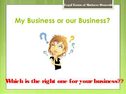 three legal forms of business ownership professional resumes