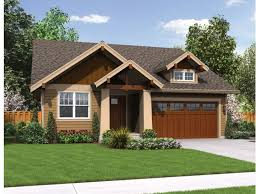 narrow lot house plans with front entry garage