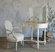 Glass Vanity Table With Mirror Bedroom Vanities With Mirrors Best Home Design Ideas