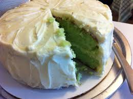 key lime cake a small town kitchen