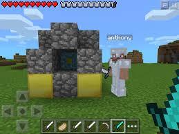 Minecraft Pe Bedroom Minecraft Pe Nether Reactor Minecraft Pinterest