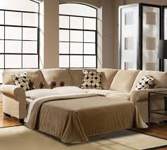 Soft Sectional Sofa Sleepers Sectional Sofa Bed Brown Large Comfortable