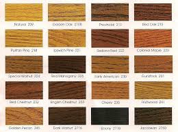hardwood flooring colors charts and hardwood floor stain colors