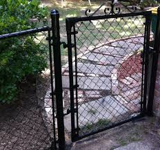 chain link fence paint lowes design how to metal picture loversiq