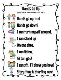 movement activities games have teacher sing every part except