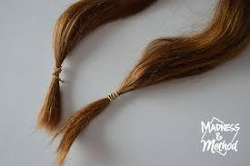 donate hair how where to donate hair madness method