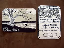 different wedding invitations rectangle potrait white black