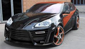 2008 Porsche Cayenne S - mansory chopster based on porsche cayenne s with 710hp photos